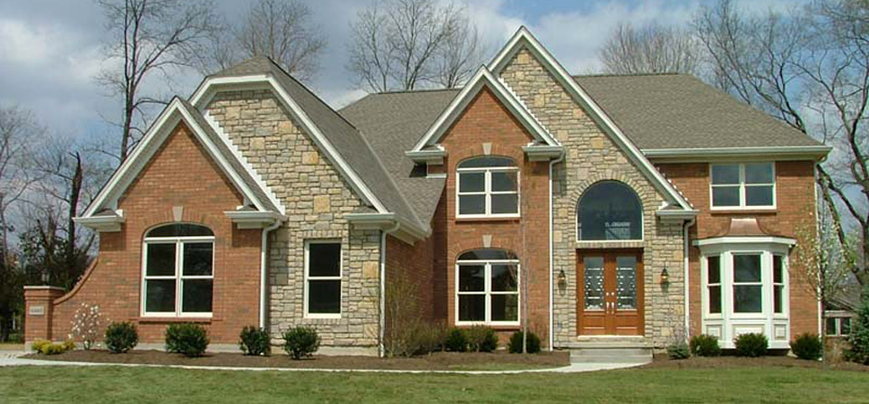 Cincinnati custom home builder terry inman custom homes ohio for Homebuilder com