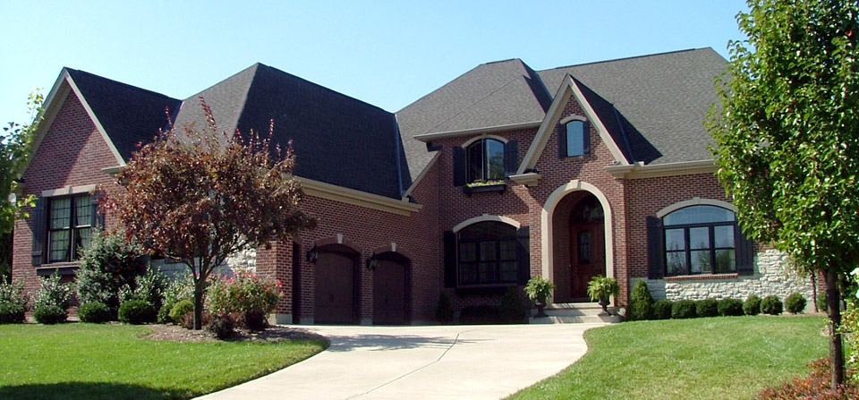 Inman construction cincinnati custom home builder 7 for Custom house builder online